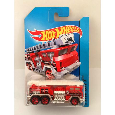 Hot Wheels - 5 Alarm Vermelho - Mainline 2014