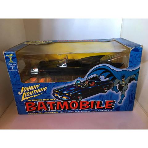 Johnny Lightning - The 1960 's DC Comic Book Batmobile - Escala 1:24