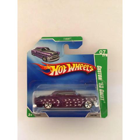 Hot Wheels - Custom 53 Chevy Roxo - Treasure Hunt  2009