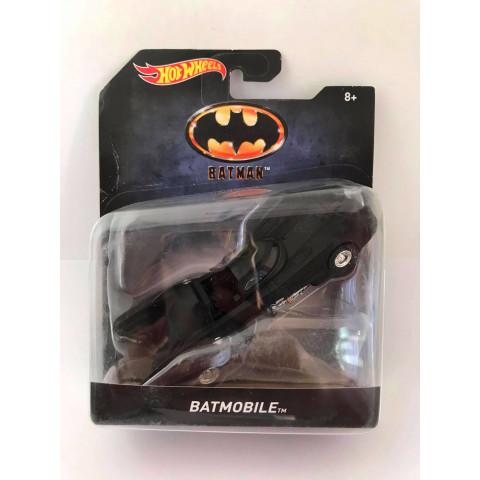 Hot Wheels - Batmobile (1989) - Batman - Escala 1:50