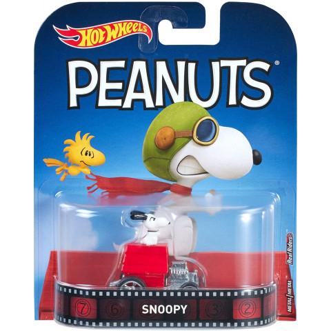 Hot Wheels - Snoopy - Peanuts - Retro