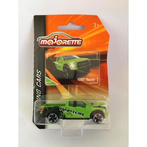 Majorette - Ford Raptor Verde - Racing Cars