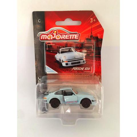 Majorette - Porsche 934 Azul - Vintage