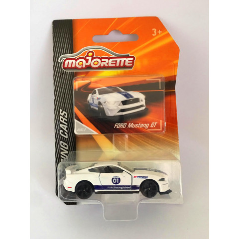 Majorette - Ford Mustang GT - Racing Cars