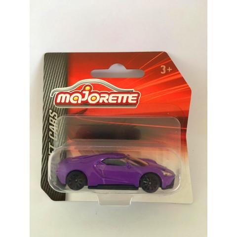 Majorette - Ford GT Roxo - Street Cars