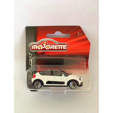 Majorette - Citroen C3 Branco - Street Cars