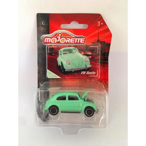 Majorette - Vw Beetle Verde - Vintage