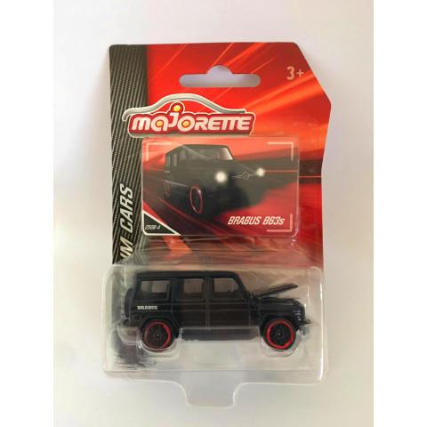 Majorette - Brabus B63s Preto - Premium Cars