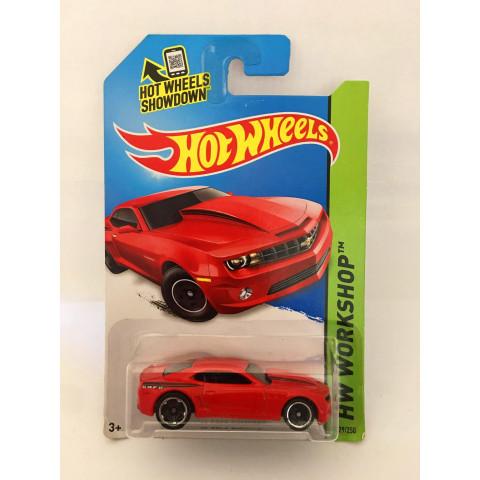 Hot Wheels - 13 Copo Camaro Vermelho - Mainline 2014