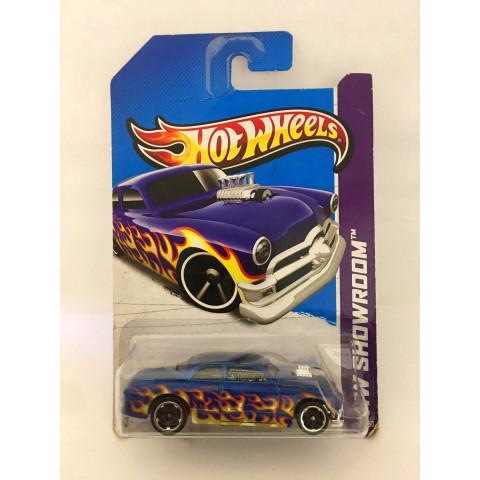 Hot Wheels - Shoe Box Azul - Mainline 2013