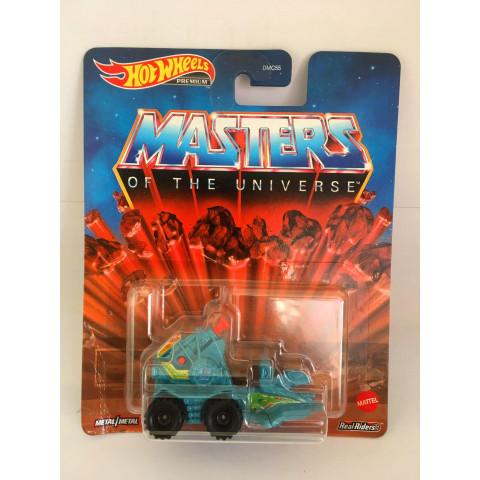 Hot Wheels - Battle Ram Azul - Masters of The Universe - Retro