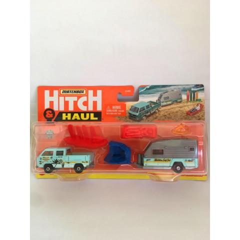 Matchbox - MBX Wave Rider Azul - Hitch Haul