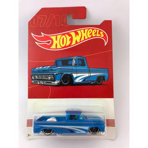 Hot Wheels - Custom 62 Chevy Pickup - Pickups Walmart