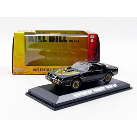 Greenlight - 1979 Pontiac Firebird Trans AM - Kill Bill - Escala 1:43