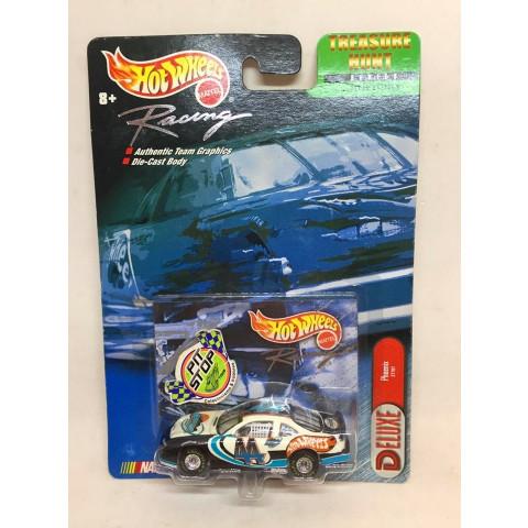 Hot Wheels - Pontiac Grand Prix Branco - Treasure Hunt - Nascar