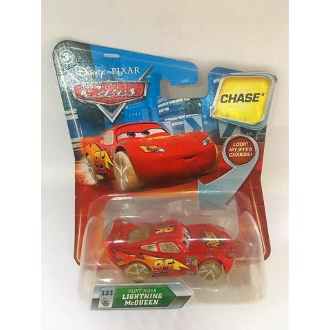Disney Cars - Paint Mask Lightning McQueen Vermelho - Chase