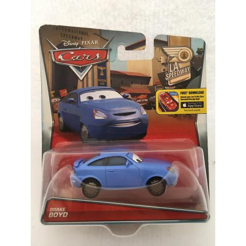 Disney Cars - Brake Boyd Azul - La Speedway
