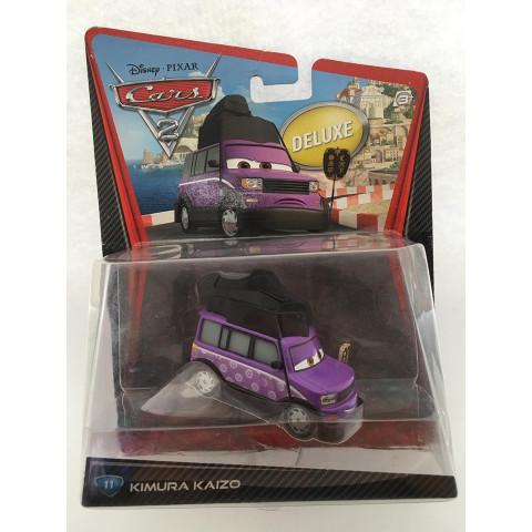 Disney Cars - Kimura Kaizo Roxo - Cars 2