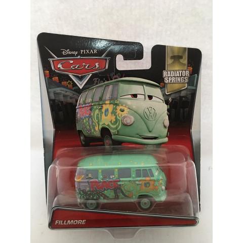 Disney Cars - Fillmore Verde - Radiator Springs