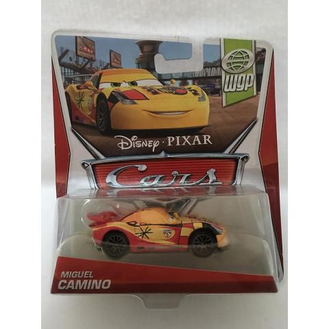 Disney Cars - Miguel Camino Amarelo - Wgp