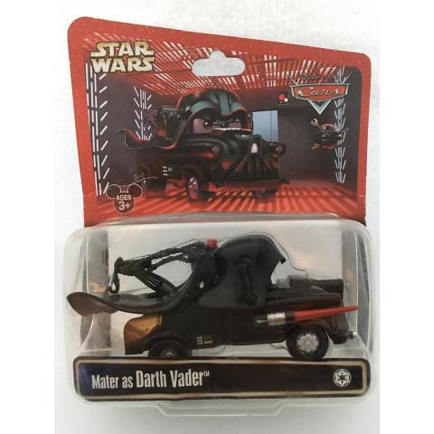 Disney Cars - Mater as Darth Vader Preto - Star Wars
