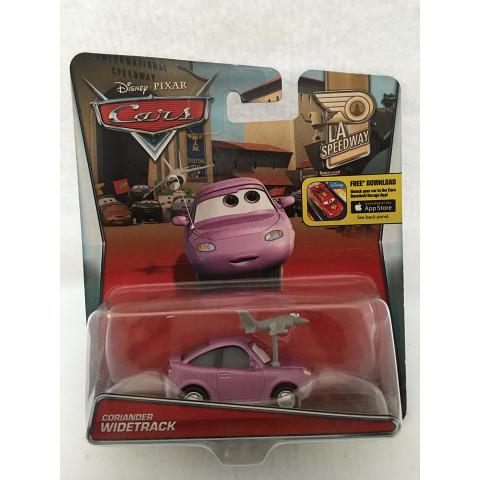 Disney Cars - Coriander Widetrack Rosa - La Speedway
