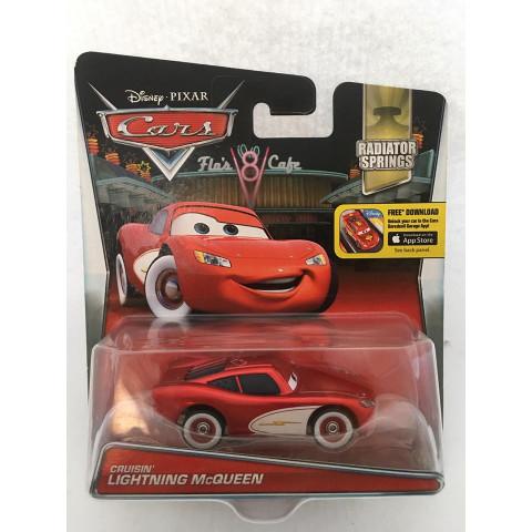 Disney Cars - Cruisin Lightning McQueen Vermelho - Radiator Springs