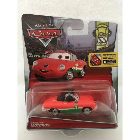 Disney Cars - Giuseppe Motorosi Vermelho - Wgp