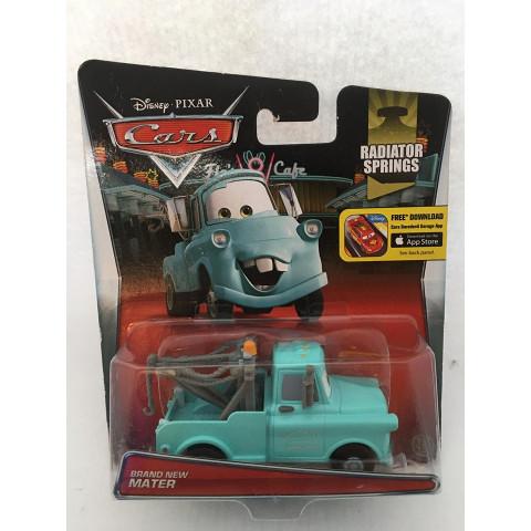 Disney Cars - Brand New Mater Azul - Radiator Springs