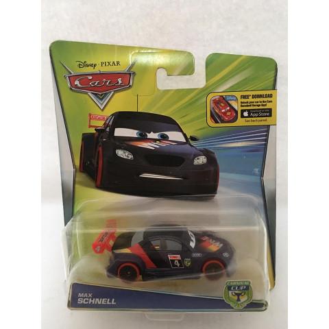 Disney Cars - Max Schnell Preto - Carnival Cup