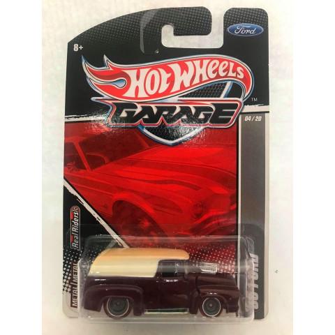 Hot Wheels - 56 Ford Vinho - Garage