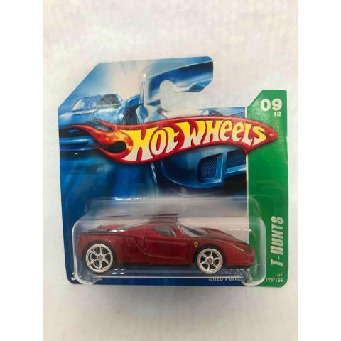 Hot Wheels - Enzo Ferrari Vermelho - Treasure Hunt Super 2007