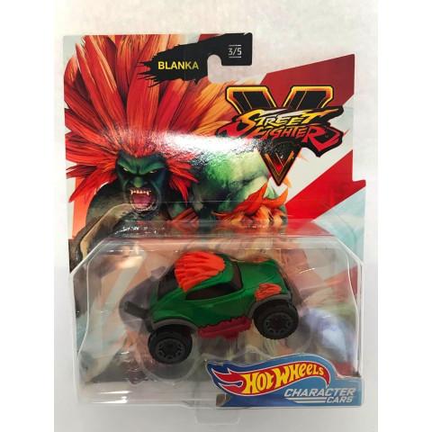 Hot Wheels - Blanka Verde - Street Fighter