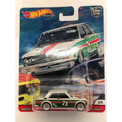 Hot Wheels - 71 Datsun 510 - Door Slammers - Car Culture