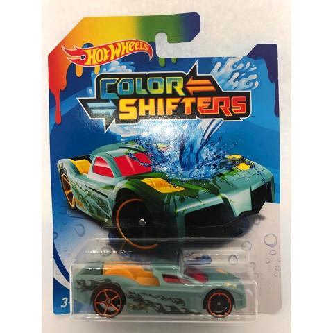 Hot Wheels - Hypertruck Azul - Color Shifters