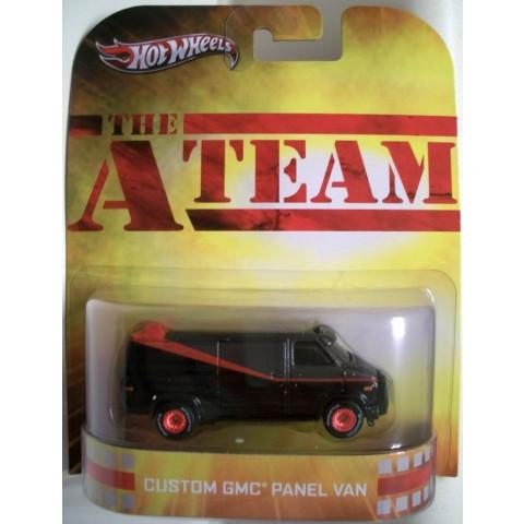 A Team - Custom GMC Panel Van - Esquadrão Classe A