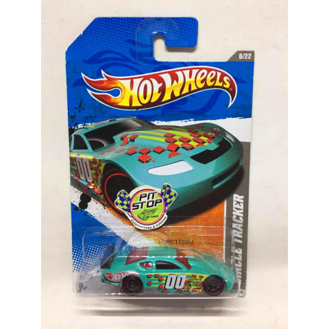 Hot Wheels - Circle Tracker Azul - Mainline 2011