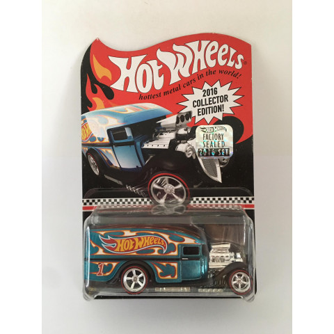 Hot Wheels - Blown Delivery - 2016 Collector Edition Kmart