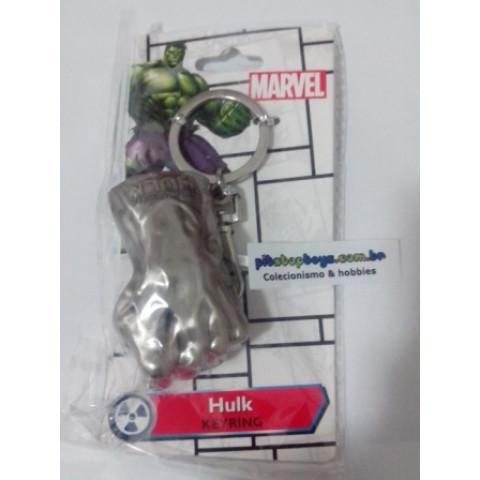 Chaveiro Punho do Hulk - Oficial Marvel
