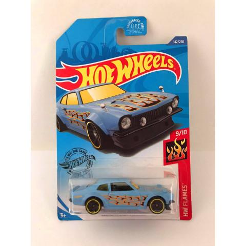 Hot Wheels - Custom Ford Maverick Azul - Kroger Exclusivo 2020