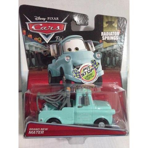 Disney Cars - Brand New Mater - PitCrew
