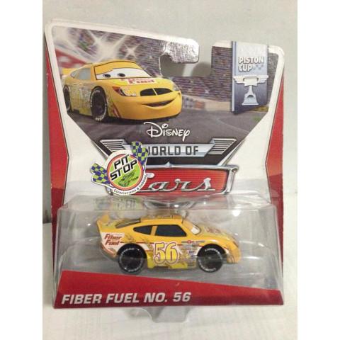 Disney Cars - Fiber Fuel No. 56 - Piston Cup