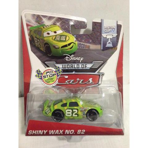 Disney Cars - Shiny Wax No 82 - Piston Cup