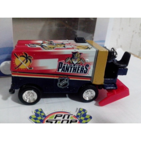 ERTL - Zamboni (Removedor Gelo Hockey) - Florida Phanters