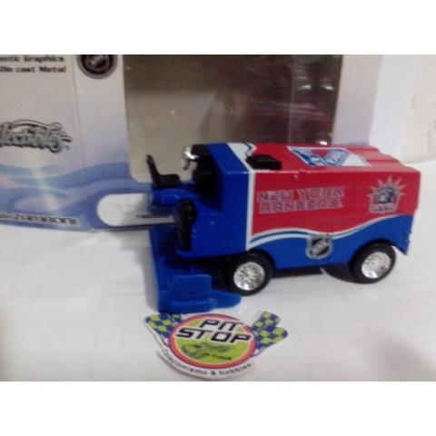 ERTL - Zamboni (Removedor Gelo Hockey) - New York Rangers