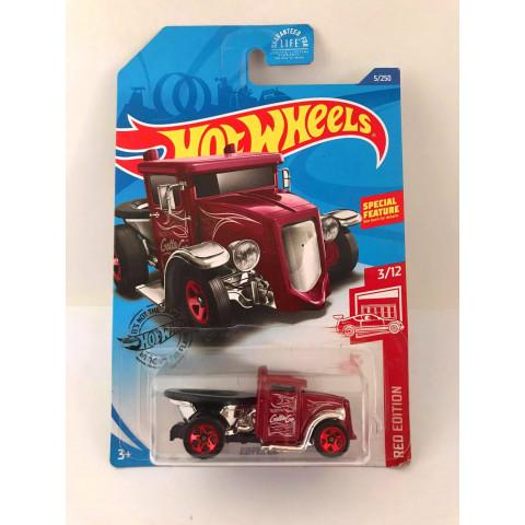 Hot Wheels - Gotta GO Vermelho - Red Edition 2020 Target Exclusivo