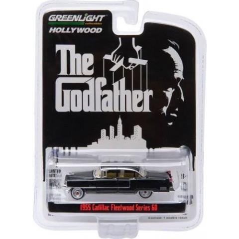 Greenlight - 1955 Cadillac Fleetwood Series 60 - The Godfather - O Poderoso Chefão  - Hollywood