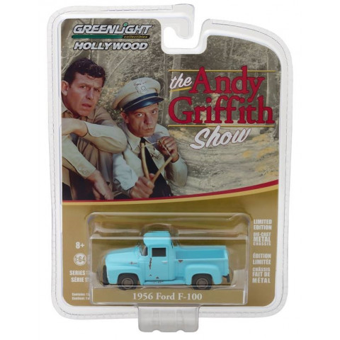 Greenlight - 1956 Ford F-100 - the Andy Griffith Show - Hollywood