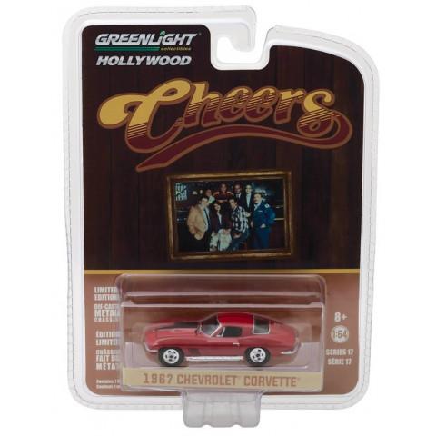 Greenlight - 1967 Chevrolet Corvette - Cheers - Hollywood