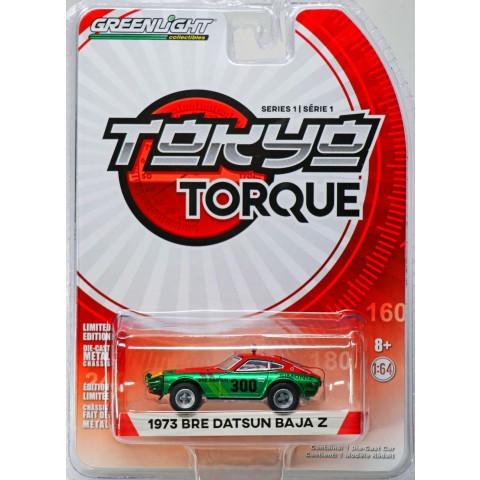 Greenlight - 1973 BRE Datsun Baja Z - Tokyo Torque - Greenmachine